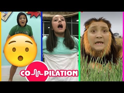 MUSICAL.LY COMPILATION FUNnel Vision SKITS w/ Mike & Lex & Chases Corner (Funny & Cute Short Videos)