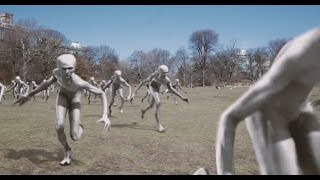 The Woman Who Cried Aliens (2016 Short Film)