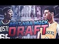 Download Video Download 2017 NBA MOCK DRAFT PREDICTIONS 3GP MP4 FLV