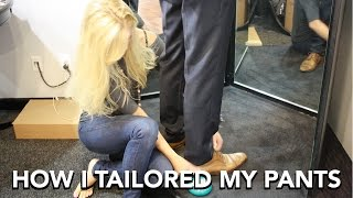 HOW TO Tailor Your Pants