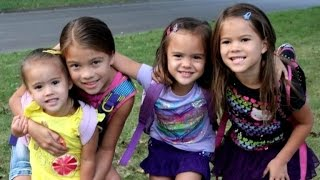 How Family is Adjusting to Life After Adopting Best Friend's Four Daughters