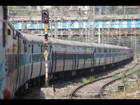 Xxx Mp4 Mumbai To Manmad Full Journey 12117 LTT MMR Godavari Express Indian Railways 3gp Sex