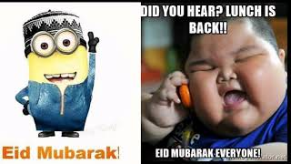 Eid special funny video_advance eid mubarak video_whatsapp status eid funny video