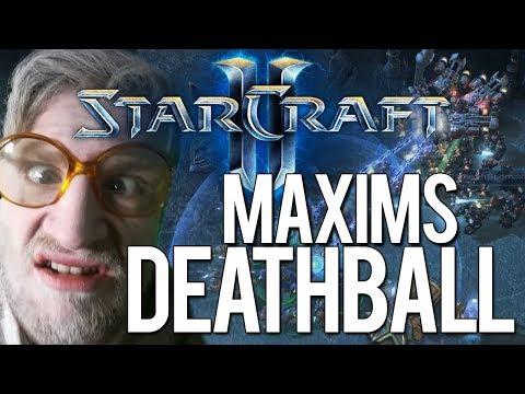 Xxx Mp4 Maxims Deathball Starcraft 2 Gegen Maxim Bei Der RTS Olympiade Game 2 3gp Sex