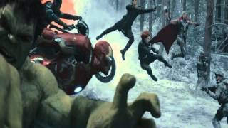 CINEMATRIX PODCAST #5 - Avengers: Age Of Ultron (2015) & Marvel's Phase Three Lineup