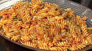 Ashpazi -  Qormi Makroni - آشپزی - طرز تهیه قورمه مکرونی