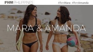 Get Wet And Wild With Mara Lopez And Amanda Villanueva