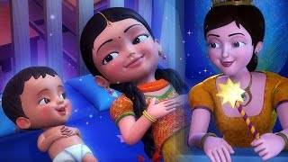 Nindiya Rani | Hindi Rhymes & Baby Songs | Infobells