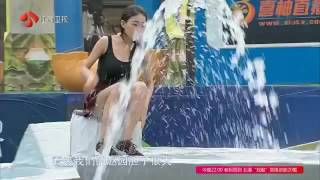 This Girl Contestant Of Chinese Game Show Has Gone Viral For Being Too Sexy On The Show