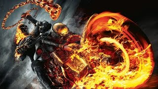 Marvel Comics: Powers Of The Ghost Rider