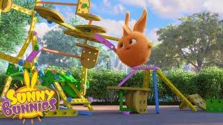 Cartoons For Children | SUNNY BUNNIES - ENGINEERING GENIUS | Sunny Bunnies New Episode | Season 3