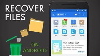 How To Recover Deleted Files From Android With Wondershare Dr.Fone Android Data Recovery