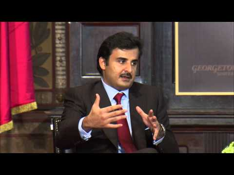 Xxx Mp4 A Conversation With His Highness Sheikh Tamim Bin Hamad Al Thani Amir Of The State Of Qatar 3gp Sex
