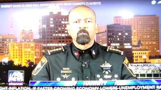 "Sheriff David ""Super Coon"" Clarke: A History"