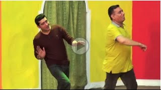 Zafri Khan & Nasir Chinyoti  Leya Dala Jokes , Pakistani Punjabi Stage Drama Full Comedy HD 2015