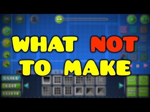 Xxx Mp4 What NOT To Put In Your Geometry Dash Level REMAKE 3gp Sex