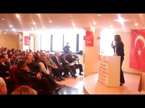 Ezgi Deniz Urunga Chp Izmir milletvekili aday adayi