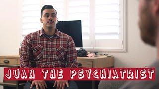 Juan the Psychiatrist - David Lopez