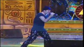 Iron Maiden - Can I Play with Madness (Live Brasil 2008) HQ