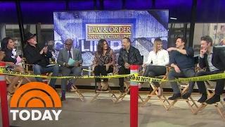 Mariska Hargitay, Ice-T, 'Law & Order: SVU' Stars Celebrate Its 400th Episode | TODAY