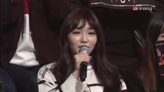 161209 심플리케이팝 김청하 MC Cut