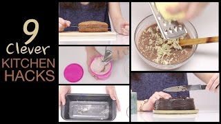 9 Clever Kitchen & Food Life Hacks You Never Knew - Cooking Hacks - Glamrs