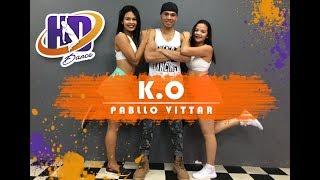 Pabllo Vittar  K.O - HD.Dance PE (Coreografia)