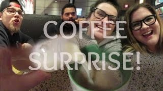 BREAST MILK COFFEE PRANK!