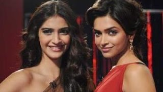Sonam Kapoor on her fallout with Deepika Padukone!