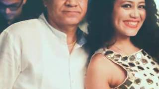 Neha Kakkar family photos