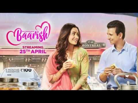 Baarish | 3 Days To Go | Sharman Joshi | Asha Negi | ALTBalaji