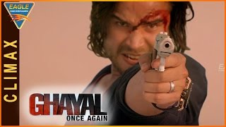 Ghayal Once Again Hindi Movie || Climax Scene || Sunny Deol || Eagle Hindi Movies