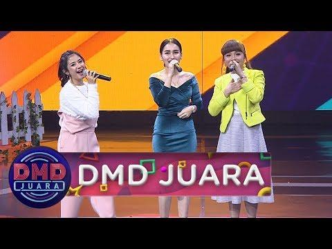 KEREN BGT! Ayu Ting Ting, Tasya Rosmala, Ghea Youbi [MERAIH BINTANG] - DMD Juara (1510)