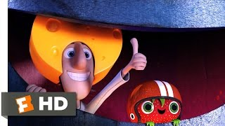 Cloudy with a Chance of Meatballs 2 - Let's Go Fishing Scene (8/10) | Movieclips