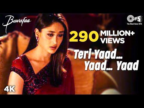 Xxx Mp4 Teri YaadYaadYaad Video Song Bewafaa Anil Kapoor Amp Kareena Kapoor 3gp Sex