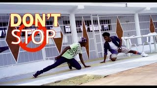 Olamide - Don't Stop |  Choreography by Mark & Chris-Awesome | Amazing Crew