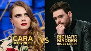 Hollywood Feud: Cara Delevingne vs. Robb Stark