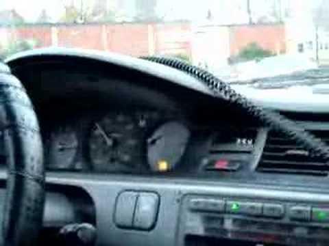 92 Honda Civic Si Hatchback 95 Ls Swap