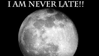 The Moon NEVER changes Orbit Time - NEVER!