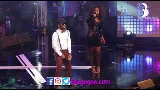 Becca Bisa Kdei Epic Performance At Becca @ 10 Concert