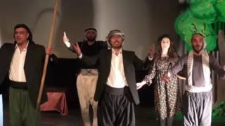 مسرحية البركان (الجزء الأول )موسيقى وألحان الأستاذ غياث كابر...تأليف أخراج طلال الحلبي