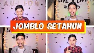 KEHIDUPAN JOMBLO SELAMA SETAHUN [Vlog #9]