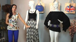 How to Combine Women's Clothes : Fashion For All