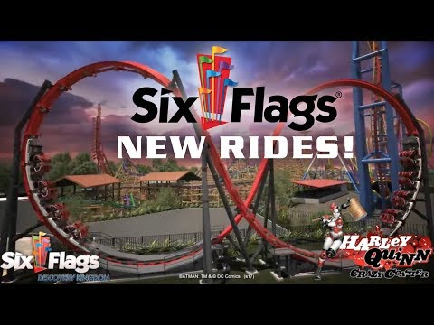 Xxx Mp4 New For Six Flags In 2018 OFFICIAL ANNOUNCEMENT VIDEO 3gp Sex