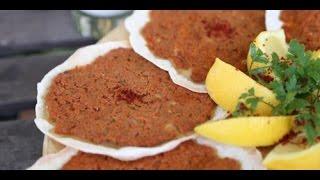 How to make Homemade Lahmajun Meat Pie Recipe - Heghineh Cooking Show