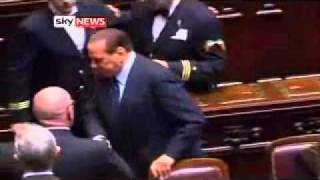 Italy's PM Faces Sex Scandal Charge