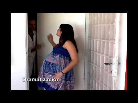 Ruleteo Mujeres embarazadas Parada final. Cecomprit Producciones C.A