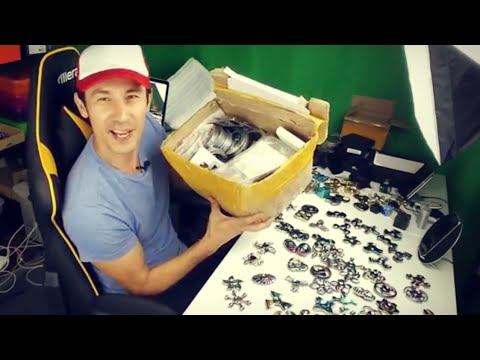 Xxx Mp4 BIGGEST Free Box Of Fidget Spinners EVER 5 Giveaways Announced 3gp Sex
