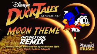 DuckTales Remastered - Moon Theme Remix (Orchestra Fan Remix by Plasma3Music)