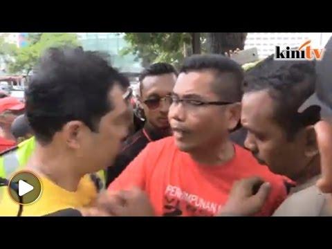 Detik-detik insiden sebelum darah Jamal 'tumpah' di Ampang